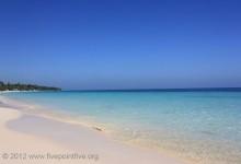 Playa Blanca - Colombia