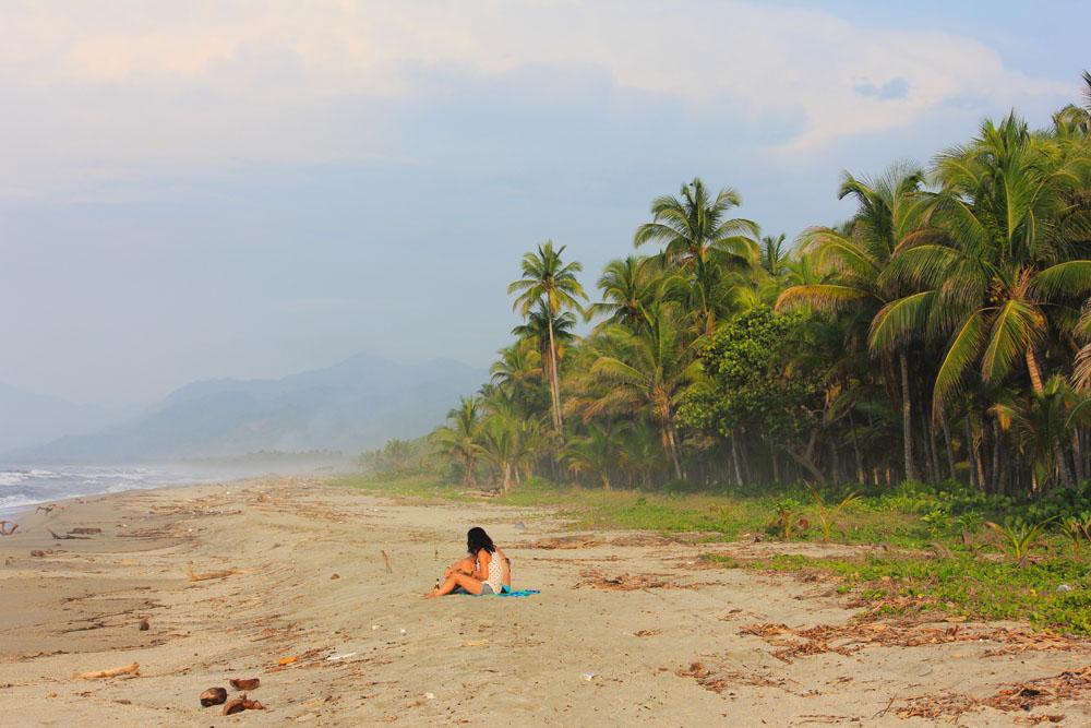 Costeno Beach - beautifully remote