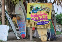 Costeno Beach Surf Camp and Eco Lodge