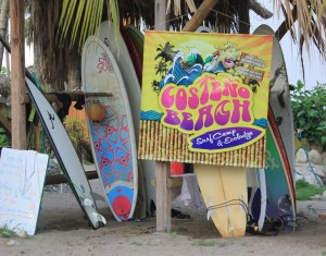 Costeno Beach Surf Camp and Eco Lodge