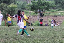 Girls Football - Amojo Ometepe