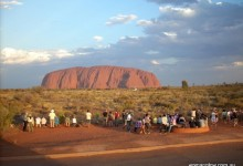 Uluru, (Ayers Rock) Northern Territories