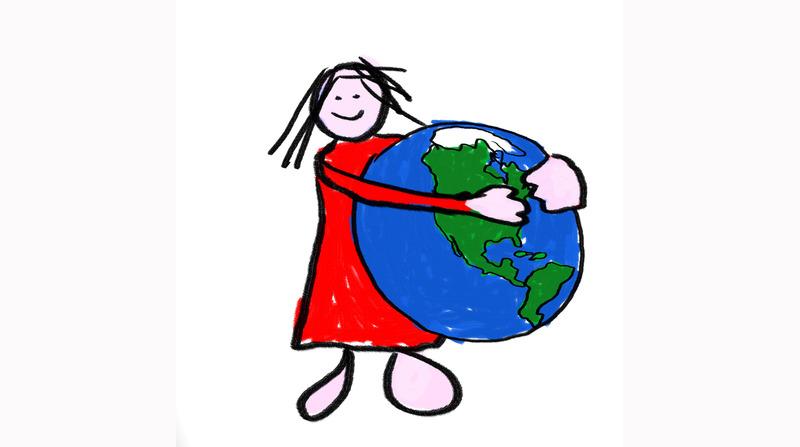 Overseas volunteer experience