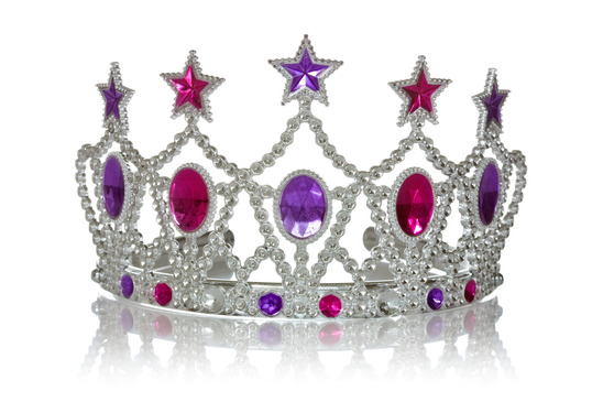 Are you a bit of a princess?