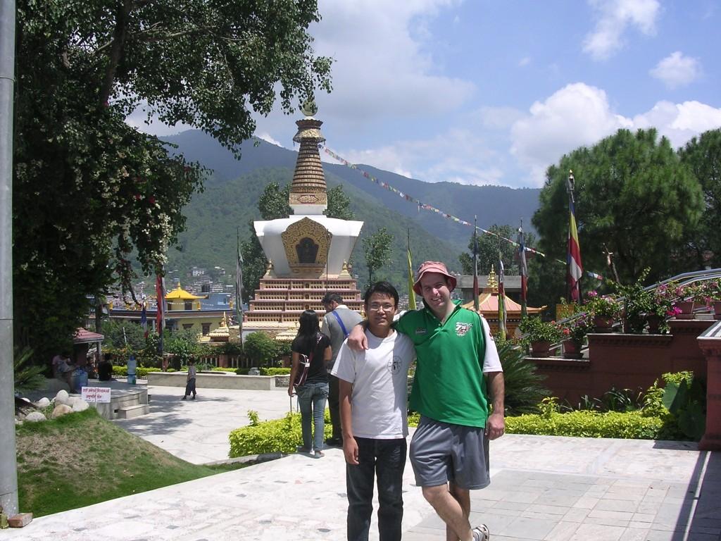Matt Napier - Nepal