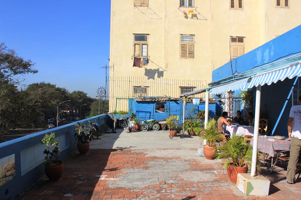 Hostal Terraza, Havana Cuba