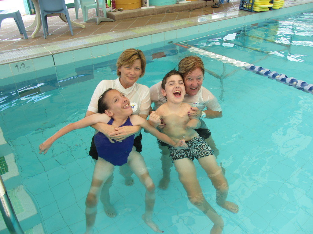 Tracey Ayton - Little Heroes Swimming Academy