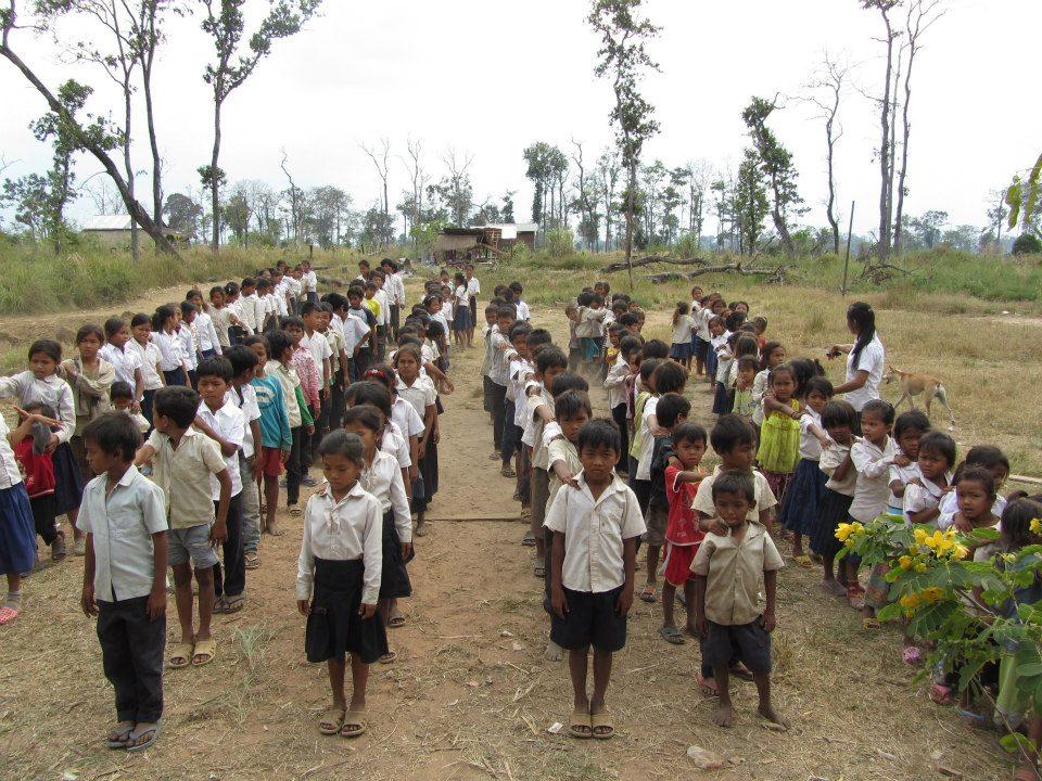 Karen Buttery raising funds for New Era Cambodia