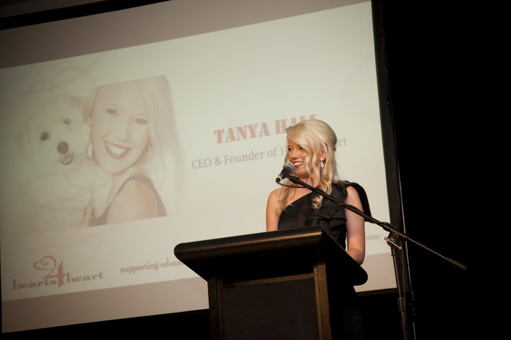 Tanya Hall - Hearts4heart - 'Feel the Beat'
