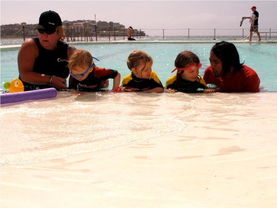 Tracey Ayton - Little Heroes Swim Academy