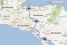 Managua, Nicaragua to Utila, Honduras