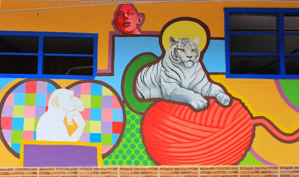 Mamallena Cartagena Murals