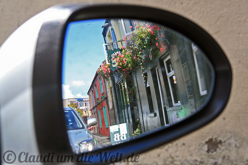 Wing Mirror Photo Tullamore Ireland