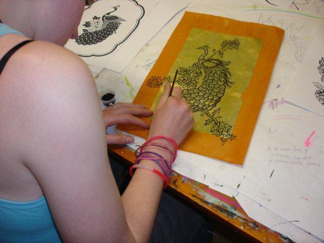 Creative Youth Initiative Artworks! Program
