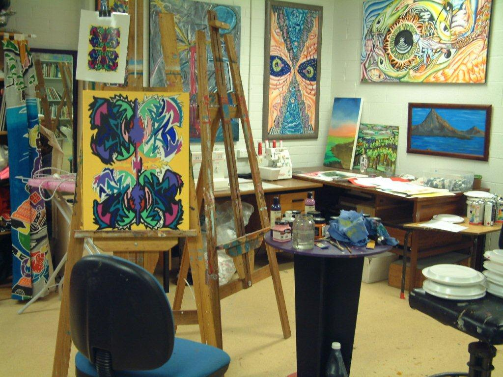 Creative Youth Initiative Art Studio