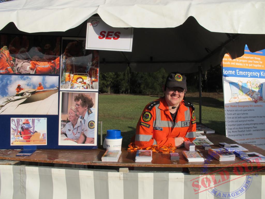 Joanne Gianotto - NSW SES volunteer