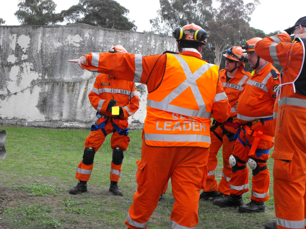 Joanne Gianotto - NSW SES