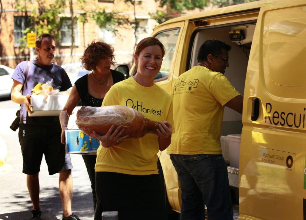 OzHarvest Volunteers