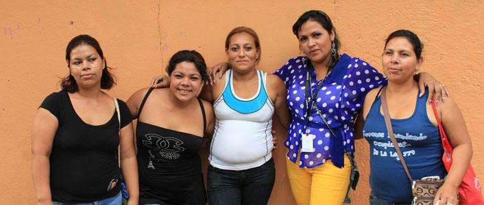 Las Golondrinas - women's rights