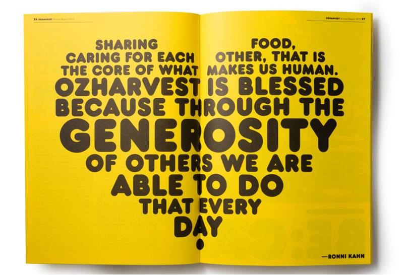 OzHarvest Annual Report