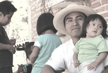 World Vision Project Family - Bochil Mexico