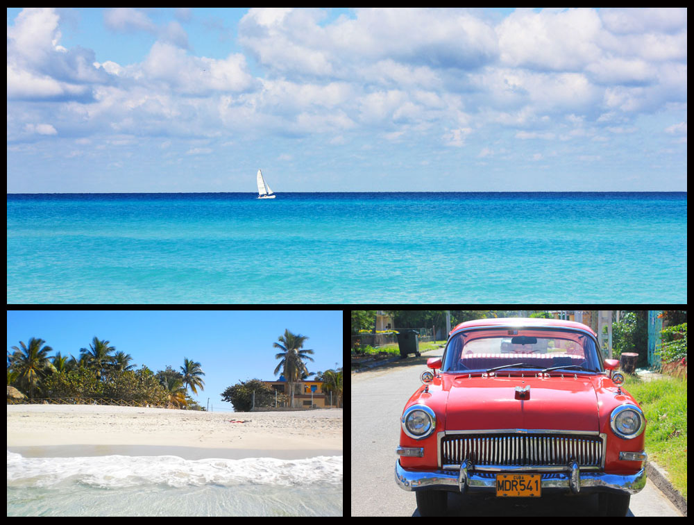 Photo Blog Fun On Varadero Beach Cuba
