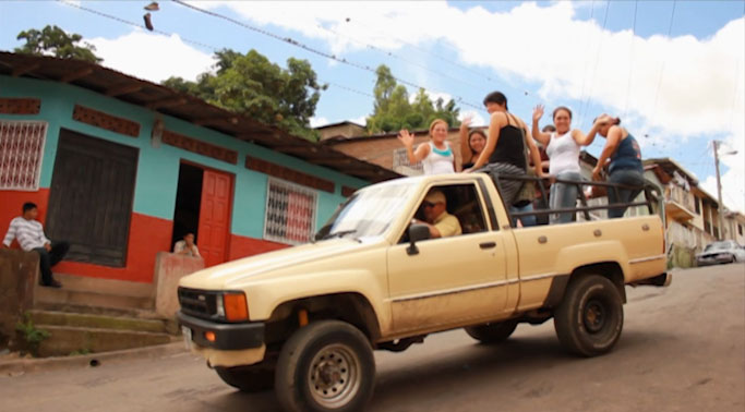 Transport in Matagalpa