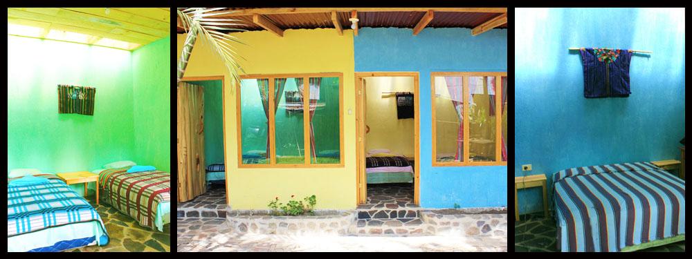 Hostel San Marcos - Lake Atitlan