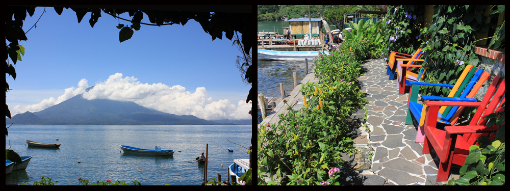 Lake Atitlan La Iguana Perdida
