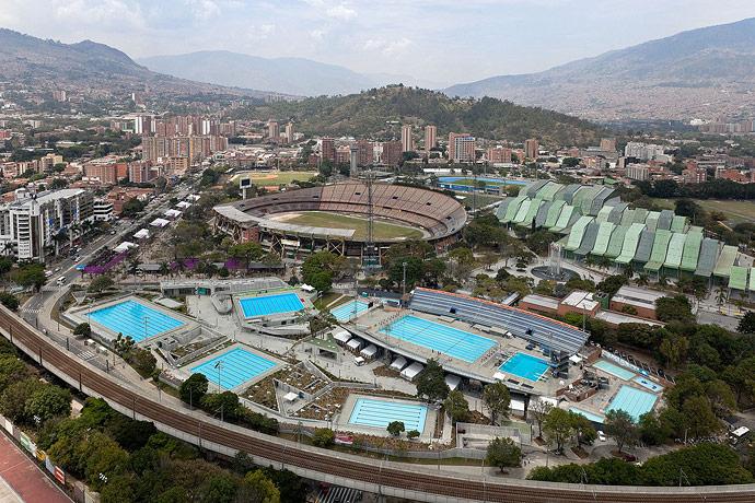 Medellin Swimming Complex