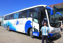Viazul Bus in Cuba