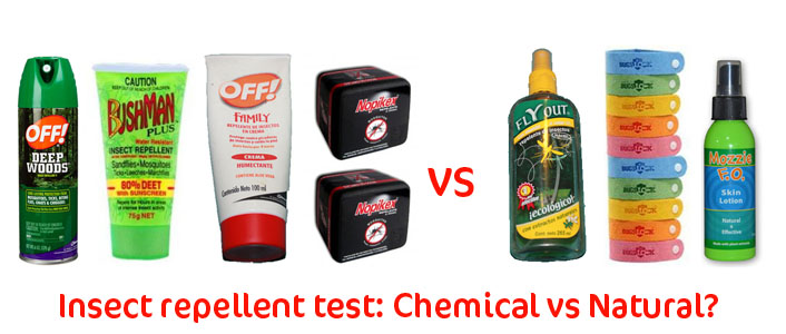 Natural Insect Repellent Does It Work We Test 7 Types