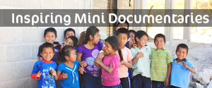 Mini Documentaries 300 x125