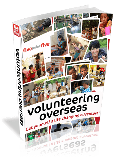 Volunteering Overseas eBook