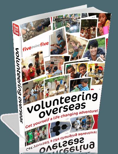 Volunteering Overseas eBook