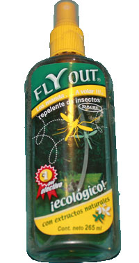 Fly Out - Natural Insect Repellent