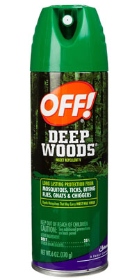 Off - Deep Woods - Insect Repellent