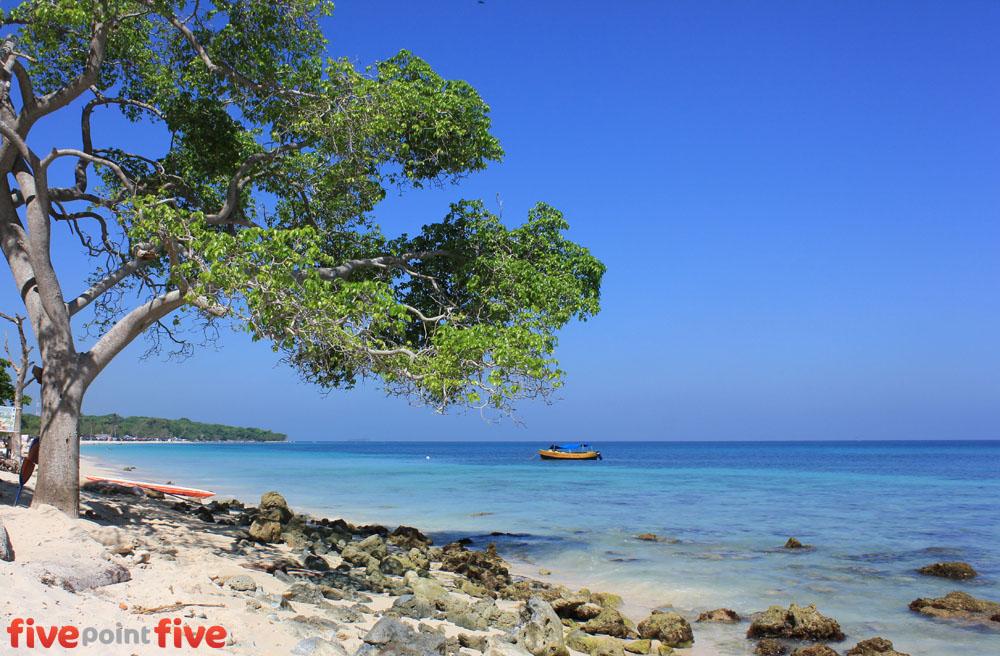 Stay on Playa Blanca, Cartagena