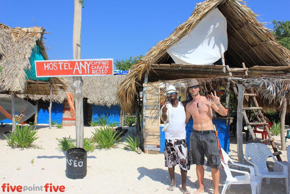 Hostel Any, Playa Blanca, Cartagena
