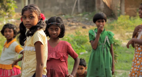 One in four girls in India will not survive childhood