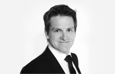 Peter Baines - Winner of the CALI Award