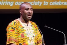 Moses Ariama - Pride Awards 2012