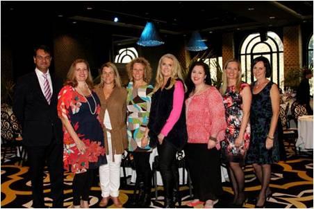 Gidget Foundation Ladies' Lunch July 2013