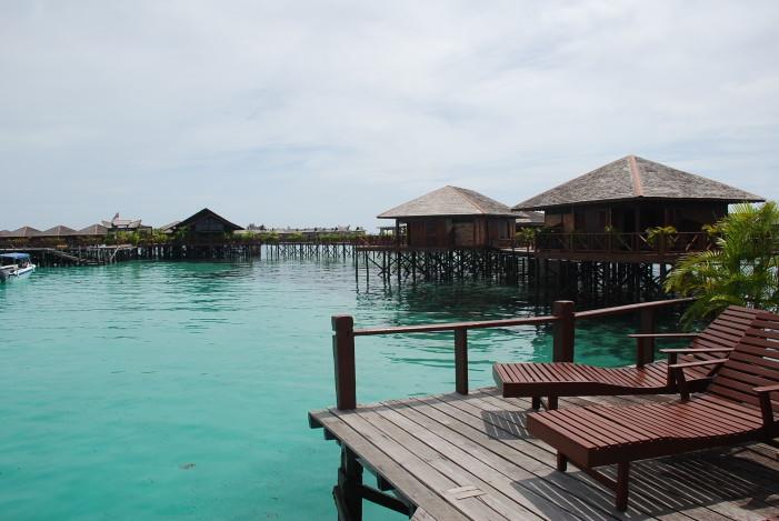 Sipidan Water Village
