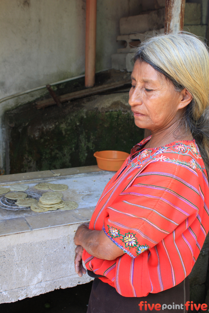 Soup Kitchen Feeds Hungry in Guatemala