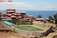 Football Fields Peru