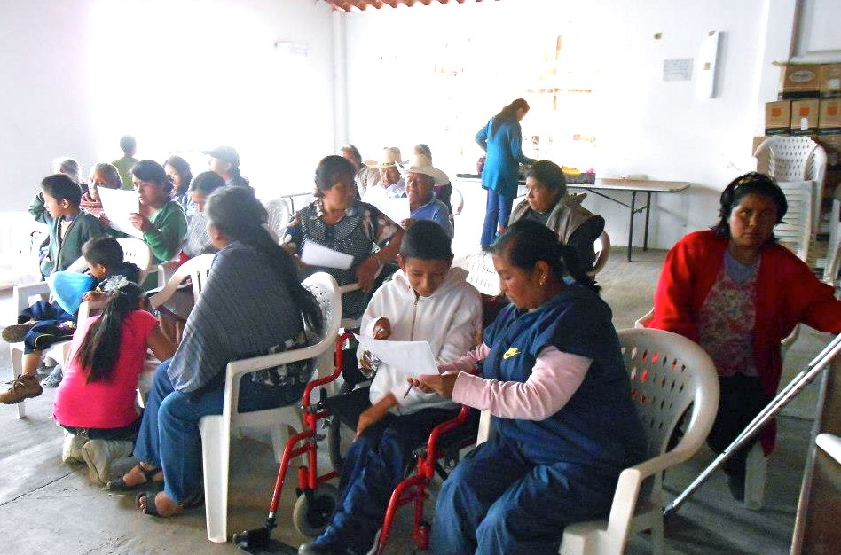 Stimulo working with indigenous communities
