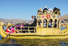 Uros Islands Tour