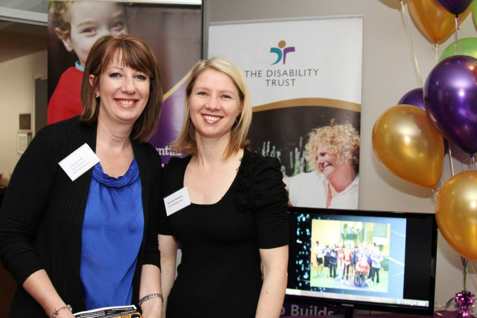 Belinda Networking at Illawarra Women in Business