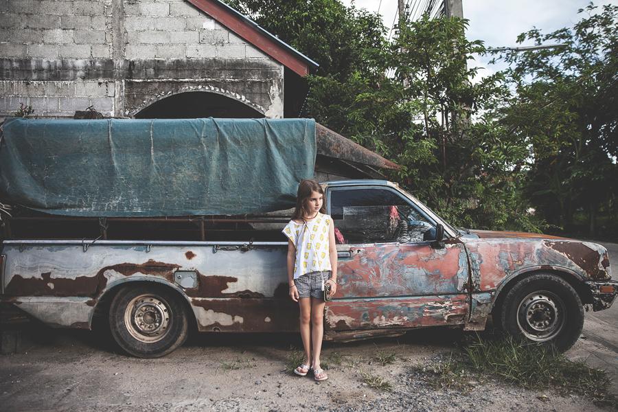 Old car Thailand